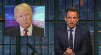 VIDEO: Late Night Hosts React to Trump's Attacks on Civil Rights Activist John Lewis