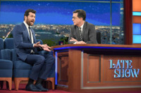 VIDEO: Billy Eichner Announces He'll Perform at Trump's Inauguration (Not!) on LATE SHOW