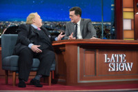 VIDEO: Louie Anderson Reveals When He Talks to God, God Answers