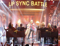 VIDEO: Sneak Peek - Milla Jovovich Performs 'White Wedding' on Next LIP SYNC BATTLE