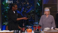 VIDEO: Sneak Peek -  VH!'s MARTHA & SNOOP'S POTLUCK DINNER PARTY Returns 2/13