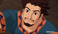 VIDEO: Amazon Original Kids Series RONJA, THE ROBBER'S DAUGHTER Now Available to Stream on Prime Video