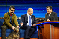 VIDEO: Dr. Phil Talks Viral Video, How Bow Dah? on LATE SHOW
