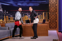 VIDEO: Joe Jonas Teaches Jimmy How to Model Underwear on TONIGHT