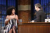 VIDEO: Tracee Ellis Ross Used Her Golden Globe Win to Meet Her Moonlight Crush