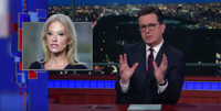 VIDEO: Stephen Colbert Takes on the 'Bowling Green Massacre' Truther