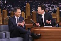 VIDEO: Seth Meyers Talks Baby Teeth, Late Night Fails & Trump on TONIGHT SHOW