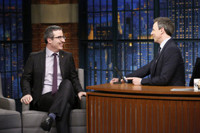 VIDEO: John Oliver Thinks Obama Should Chill with the Vacay Photos