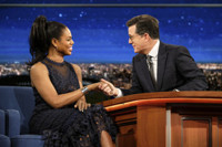 VIDEO: Laverne Cox Talks New CBS Drama 'Doubt' on LATE SHOW