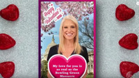 VIDEO: Jimmy Kimmel Reveals First Look at White House Valentine's Cards