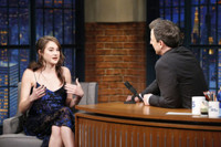 VIDEO: Shailene Woodley Reveals She Wasn't Familiar with 'Hamilton'