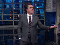 VIDEO: Stephen Colbert on Michael Flynn: It's Funny 'Cause It's Treason'