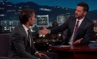VIDEO: ABC's David Muir Talks 'Fake News', Donald Trump & More on JIMMY KIMMEL