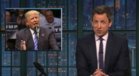VIDEO: Seth Meyers Takes 'Closer Look' at Trump's Ties with Russia