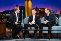 VIDEO: James Corden Beatboxes with Matt Damon, Will Arnett & Reggie Watts