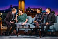 VIDEO: Luke Wilson, Trevor Noah & Laverne Cox Compete in 'Who's the Biggest Flirt?'
