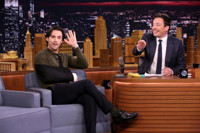VIDEO: Jimmy Gets a Visit from 'Cousin' Will Forte; Milo Ventimiglia Surprises a Fan