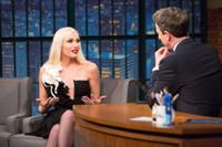 VIDEO: Gwen Stefani Talks Co-Writing Music with Blake Shelton & More on LATE NIGHT