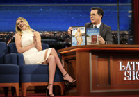 VIDEO: Kate Upton Talks Latest S.I. Swimsuit Edition on LATE SHOW