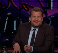 VIDEO: James Corden Is Obsessed with 'Britney Ever After'