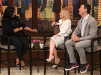 VIDEO: Octavia Spencer Talks Oscars & More on LIVE WITH KELLY