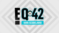 VIDEO: Kaya Scodelario on EQ in 42!
