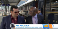 VIDEO: Josh Gad Chats MURDER ON THE ORIENT EXPRESS & FROZEN 2 on TODAY