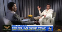 VIDEO: Chris Pine talks 'Wonder Woman' on GMA