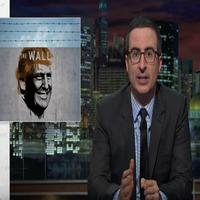 VIDEO: John Oliver Tears Down Donald Trump's Wall on LAST WEEK TONIGHT