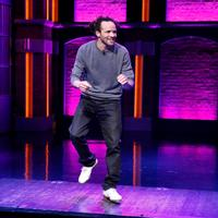 VIDEO: Savion Glover Chats Significance of SHUFFLE ALONG; Tap Dances on 'Late Night'