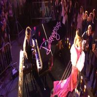 VIDEO: Jason Robert Brown Accompanies Ariana Grande on 'Dangerous Woman' at MTV MOVIE AWARDS