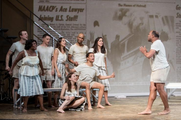 Bww Review The Parchman Hour At The Guthrie Theater