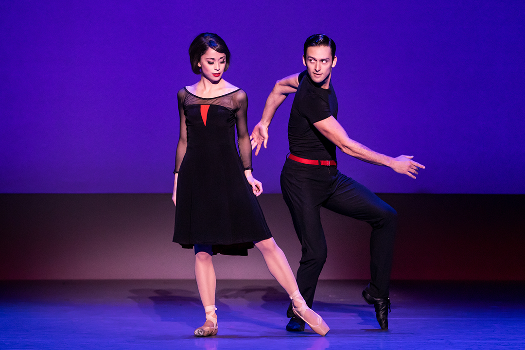 BWW Review: AN AMERICAN IN PARIS at Music Hall at Fair Park - I Couldn't Ask For Anything More!