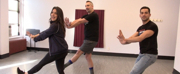 DANCE CAPTAIN DANCE ATTACK: Ben Takes Some Action with ON YOUR FEET!'s Natalie Caruncho