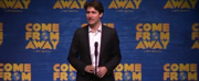 TV: Justin Trudeau Delivers Message of Hope & Unity at COME FROM AWAY