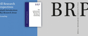Brill Publishes THE JOURNAL OF INTERRUPTED STUDIES