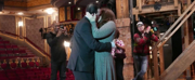 HAMILTON Cast Celebrates Couple's On Stage Engagement