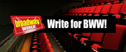 BroadwayWorld Seeks US and Internationally Based Regional Editors