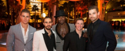 MAGIC MIKE LIVE Las Vegas Celebrates Opening Night With Star-Studded Performance
