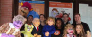 Photos: AVENUE Q's Puppet Trump & Puppet Hillary Debate Puppet Rights on World Puppetry Day!