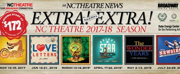 NC Theatre and Broadway Series South Announce 2017-18 Season