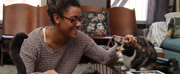 TAILS OF BROADWAY- Meet Ariana DeBose's Feline Friends, Freddy and Izzy!