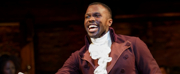 Breaking: Henry, Luwoye & O'Malley Will Go 'Non-Stop' in HAMILTON Tour