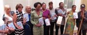 TV: 'Hidden Figures' Author, Margot Lee Shetterly, Attends Book Signing
