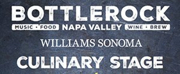 BottleRock Napa Announces 2017 Williams Sonoma Culinary Stage Lineup