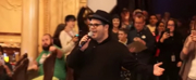 Josh Gad Surprises - 'Be Our Guest'!