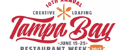 Creative Loafing to Kick Off 10th Annual Tampa Bay Restaurant Week
