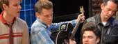 Photo Flash: Hunter Foster Directs MILLION DOLLAR QUARTET at Westchester Broadway Theatre