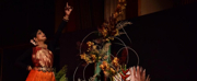 Unique Performance Melds Classical Bharatnatyam with Japanese Ikebana