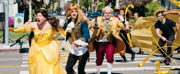 VIDEO: BEAUTY & THE BEAST Cast Does 'Crosswalk The Musical'